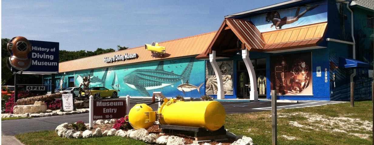 History of Diving Museum - Islamorada